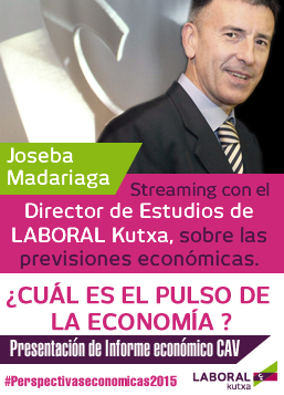 LABORAL Kutxa_empresas_streaming_economia